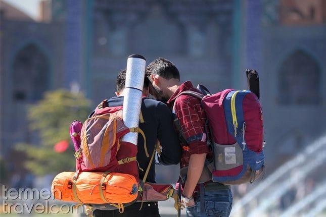 Backpacking to Isfahan, Iran- Termeh Travel