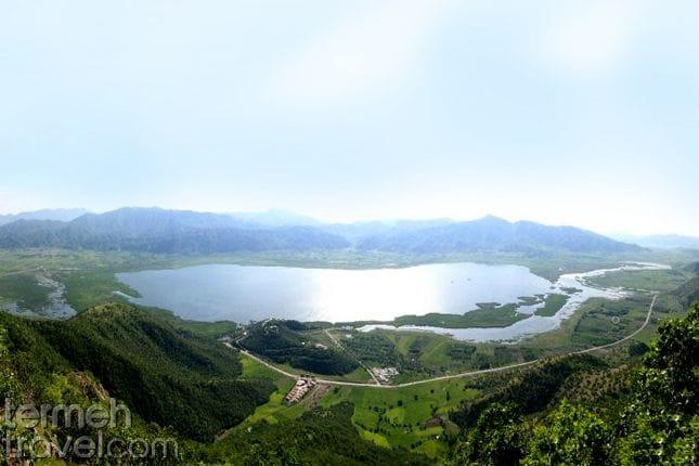 Zarivar Lake- Termeh Travel